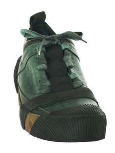 Boris Bidjan Saberi 'BAMBA2' Low-Top Sneaker - Hlorenzo Detail 3