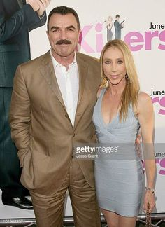 As an older man, I think Tom Selleck's still got it. He's got this quiet, sexy, classiness about him. So handsome and he seems like he's a real gentleman. He's been with his wife for over 30 years.