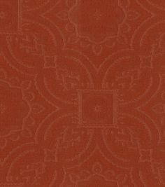 Upholstery Fabrics-Waverly Lacey / Spice