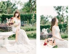 Suet Yiu – Portrait (Outdoor) | Tomekcheungphotography Granny Chic, Art Studios, Wedding Makeup, Wedding Gowns, Engagement, Bridal, Portrait, Hair Styles, Outdoor
