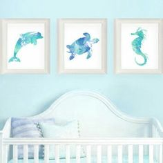 Marvelous Ocean Themed Nursery Bedrooms Under The Sea Theme Beach Themed Baby Crib Bedding Under The Sea Nursery Theme Ocean Decor Bathroom Baby Wall Ocean Theme Baby Room Thaikila Online