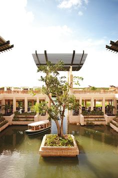 The Banyan Tree Mayakoba at Riviera Maya, Mexico | Travel Escapes | Organic Spa Magazine
