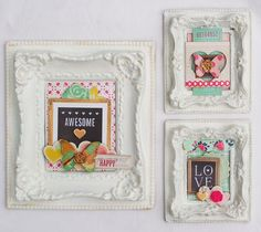 Frame Set by agomalley at @Studio_Calico