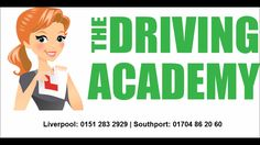 Driving lessons Southport, Liverpool, Ormskirk Driving School Instructors - The Driving Academy Driving Academy, Driving School, Southport, 15 Years, Liverpool, Videos, Top, Character, 15 Anos