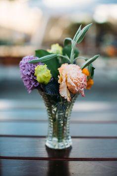 flowers by Stems Brooklyn, photo by Dacia Pierson