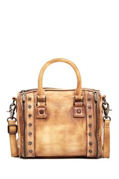 Old Trend Trunk Satchel on HauteLook
