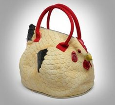 Chicken Bag - http://www.gadgets-magazine.com/chicken-bag/