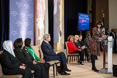 Women of Courage: Viele Möglichkeiten gegen Ungerechtigkeit vorzugehen