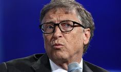 """Bill Gates has branded fossil fuel divestment """"a false solution"""" and accused environmentalists of making misleading claims about the price of solar power. In an interview with US magazine the Atlantic, the founder of Microsoft and the Gates foundation criticised the global movement that has seen pension funds, universities, churches and local governments worth $2.6tn commit to pulling their investments out of coal, oil and gas companies."""