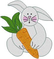 Embroidery | Free Machine Embroidery Designs | Bunnycup Embroidery | Bunnyhop