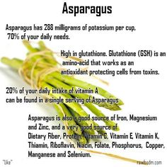 Heres A Few Thing About Asparagus That You Might Not Have Known We Love NutritionFun