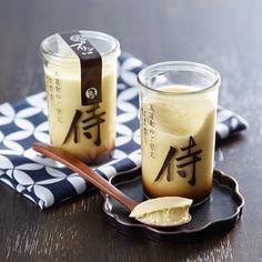 Samurai Pudding 侍のプリン