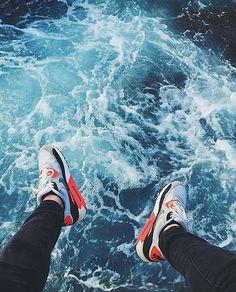 #infrared on blue  : @marcmayoralg #snkrvietnam #snkrvn #sneakervietnam #sneakers #nicekicks #hypebeast #highsnobiety #complex #sneakersaddicted #sneakerhead #shoegame #shoesgame #kicksonfire #kicks #solecollector #sneakernews #sneakerfreaker #streetstyle #ootd #fashion #sneakerscommunity #sneakersculture #nike #airmax90 by snkrvn