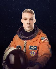Announcing #TheSpaceport headliners: @diplo #bestival16