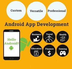 Android app development platform is a great choice, if you are not going for cross-platform app development.  #MobileAppDevelopment #MobileApp Call Us: 8377090397