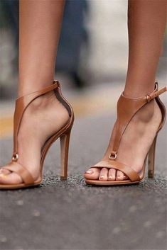 Women shoes With Jeans Skinny - - Women shoes High Heels Pump Ankle Straps - Women shoes Pumps Stilettos - Women shoes Flats Nike Stilettos, Pumps Heels, Stiletto Heels, Peep Toe Heels, Hot Heels, Lace Up Heels, T Strap Heels, Floral Heels, Leather High Heels