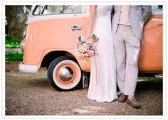 Peach Australian wedding: Nicola + Darren | Real Weddings | 100 Layer Cake Can I have another wedding!!!