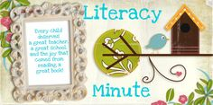 Literacy coach good resources