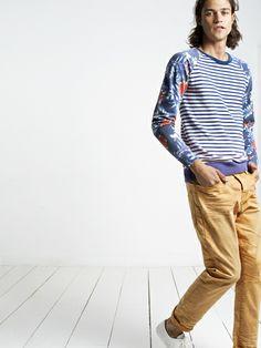 Scotch & Soda S/S14 Menswear Lookbook #SS14 #Menswear #Mensfashion