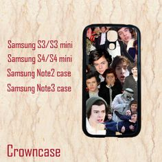 Samsung galaxy s4 active case,Samsung galaxy s4 active,Samsung Galaxy S3 case,Samsung Galaxy S4 case,S4 Mini case--Harry Styles,in plastic. by CrownCase88, $14.99