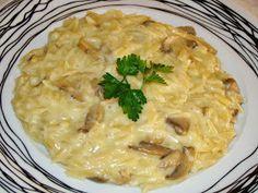 Υλικά:    250γρ κριθαράκι μέτριο  2 κ.σ βούτυρο  1 κρεμμύδι ξερό τριμμένο  2 σκελίδες σκόρδο τριμμένες  1 ποτηράκι κρασί λευκό  1 κύβο λ... Yams, Greek Recipes, Pasta Dishes, Risotto, Mashed Potatoes, Macaroni And Cheese, Food To Make, Side Dishes, Spaghetti
