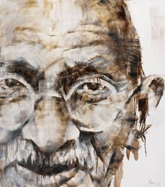"""""""I offer you peace.  I offer you love.  I offer you friendship.  I see your beauty.  I hear your need.  I feel your feelings.  My wisdom flows from the Highest Source.  I salute that Source in you. Let us work together for unity and love.""""  Mahatma Gandhi"""