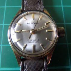 f923930b2b9 Swiss ALBONA c.1960 s - 17 Jewels - Guaranteed Genuine