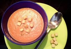 Gazpacho Pöttyös Andalúz konyhájából