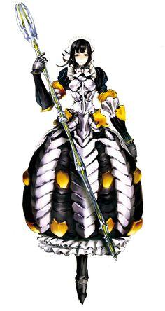 Sci Fi Anime, Manga Anime, Fantasy Character Design, Character Art, Character Ideas, Fanart, Overlord Anime Season 2, Fantasy Characters, Anime Characters