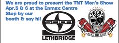 We are proud sponsors of the 1st EVER TnT Men's Show!  go to http://lethtntshow.com/ for more details