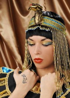cleopatra headpiece - Google Search