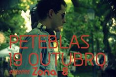 Zona 8 radioshow with special guest PeteBlas