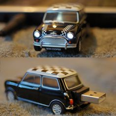 Mini cooper flash drive