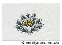 small lotus tattoos - Google Search