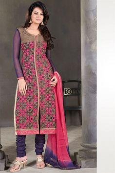Lovely Sayali Bhagat Stylish Salwar Suit