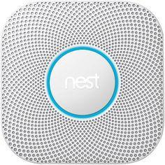 Buy Nest Protect, 2nd Generation, Smoke + Carbon Monoxide Alarm, Battery Powered, For Smartphones Online at johnlewis.com