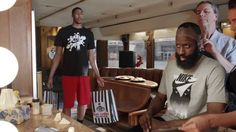 bd45dd1180ca Foot Locker - Disguise feat. James Harden and Anthony Davis Anthony Davis