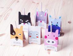 [바보사랑] 귀엽고 색다르게 사탕을 선물하는 방법 /사탕/포장/패키지/화이트데이/발렌타인데이/막대사탕/카드/페이퍼/Candy/Packing/Package/White day/Valentine's Day/Lollipops/Card/Paper