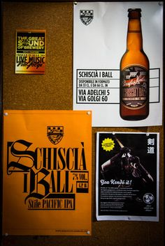 Schiscia i Ball poster