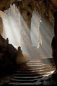 Khau Luang Cave Thailand