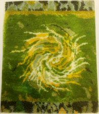 Rya Rug, Art Deco, Rugs, Spring, Painting, Design, Farmhouse Rugs, Painting Art