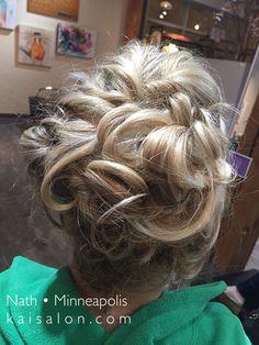 #updo #updostyle #wedding #weddingseason #hair #minneapolis #aveda #kaisalonmn #minneapolishair #northloop #Nolo #bridalhair