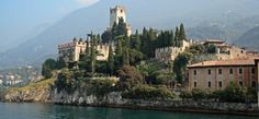 Holidays in Malcesine, Italy