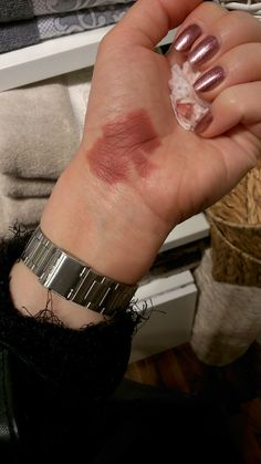 MAC Velvet Teddy dupe. From bottom to the top: MAC Velvet Teddy, Inglot Lip Pencil in 16 (velvet teddy has more of a terracota tones than inglot in 16, but it is visible only under very bright halogen lights), and Inglot Matte Lipstick in 405 (this has more brown-pinky tones but still pretty close to velvet teddy). I know a lot of people say Sephora Lipstick in Ingenuous is also a dupe for MAC's Velvet Teddy but I find it to be a lot lighter and more pale-beigy type of color.