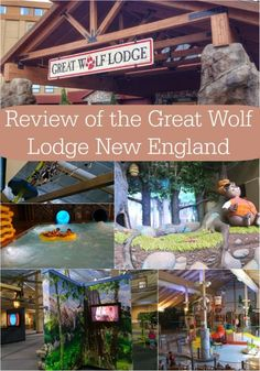 Great Wolf Lodge New England Review #travel #familytravel