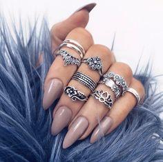 Rings #boho
