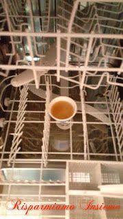 Risparmiamo Insieme - Let's save together: Igienizzante per lavatrice e lavastoviglie homemad...
