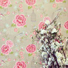 Pip studio wallpaper