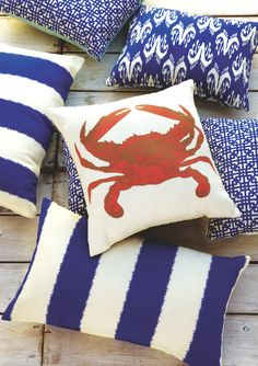 Find these pillows and others in the Timber Cove collection only at Cost Plus World Market.