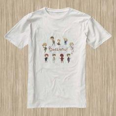 Baccano! 01W #Baccano #Anime #Tshirt